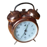 Watches & Clocks Retro Alarm Clock