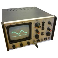 Test Equipment Farnell Oscilloscope DTV12-14
