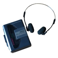 Panasonic Stereo Cassette Player RQ-P50 Hire