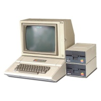 Apple II Computer System Hire