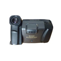 Sharp ViewCam VL-E34(H) Video Camera Hire