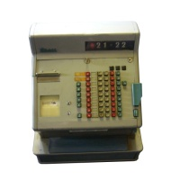 Office Equipment Gross Cash Register