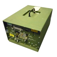 Military CD-ROM Data Box