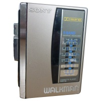 Sony Walkman WM-36 Cassette Player