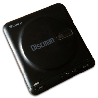 Sony Discman D20 CD Walkman Hire