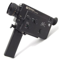 Sankyo Sound XL-320 Supertronic Super 8 Video Camera Hire
