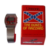 The Dukes of Hazzard Wrist Watch Hire