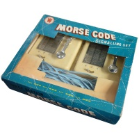 60's Morse Code Signalling Set Hire