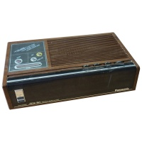 Panasonic RC-6140B Radio Alarm Clock Hire