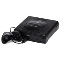 Sega Saturn Games Console Hire