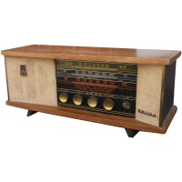 Philco 100 Vintage Radio Hire