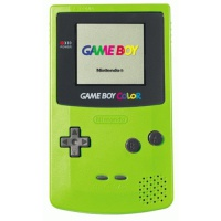 Nintendo GameBoy Colour/Color
