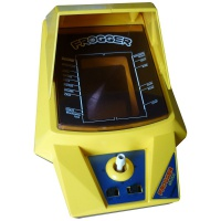 Frogger Handheld Game