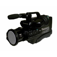 Panasonic M3500 VHS Video Camera Hire