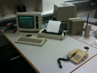Amstrad Word Processor Hire