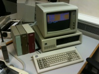 The First IBM PC Computer  Hire