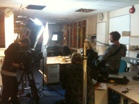 Filming - The British at Work Hire