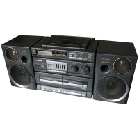 Panasonic CD Ghettoblaster - RX-DT680 Hire