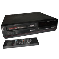 Saisho 80's VHS Video Recorder Hire