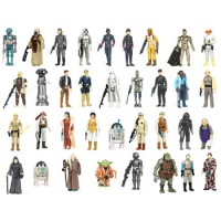 Star Wars Figures Hire