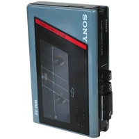 Sony WM-22 Cassette Player Hire
