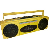 Boots SRR20 Radio - Yellow Hire