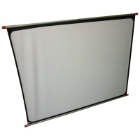 Boots (FINS) - Simplex Projector Screen (Desk Standing) Hire