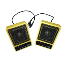 Uni-Tone SP-747 Hi-Fi Mini Speakers Hire