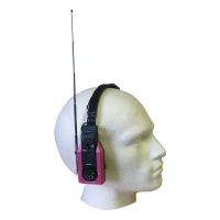 International AM/FM Mini Headphone Radio Hire