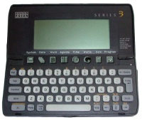Psion Series 3 - Personal Organiser Hire