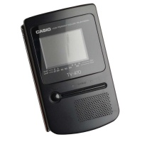 Casio TV 470 LCD Colour Pocket Television Hire
