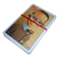 Thunderbirds Playing Cards Hire