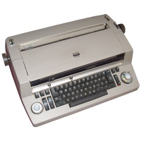 Office Equipment IBM 72 Composer Typewriter