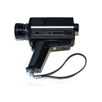 Chinon 44 Auto Zoom Super 8 Video Camera Hire