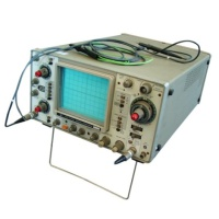 Test Equipment Oscilloscope