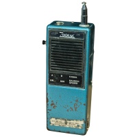 Zodiac Walkie Talkie Hire