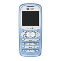 Sagem myX-2 Mobile Phone Hire