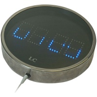 LC LED Wall Clock