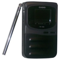 Casio TV-100 Portable Television Hire