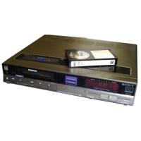 Sony SL-F30 Betamax Video Recorder Hire
