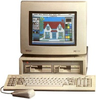 Amstrad PC-1512 Hire