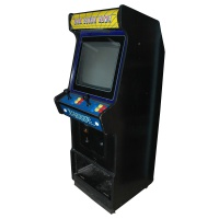 New Video Game Leisure 2000 Arcade Cabinet Hire