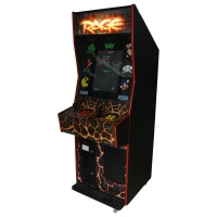 60 in 1 Retro Games Arcade Machine Hire
