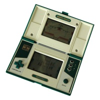 Game & Watch Multiscreen - Green House