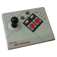 Nintendo NES Advantage Arcade Joy Stick Controller Hire