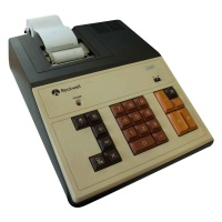 Rockwell Electric Printing Calculator 212P Hire