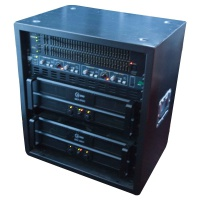 High Power Amplifier Rack Hire