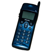 Philips Fizz Mobile Phone Hire
