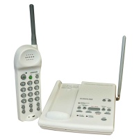 Audioline FF893 Cordless Telephone with Digital Answering System Hire
