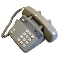 Retro Telephones Autophon Push Button Telephone